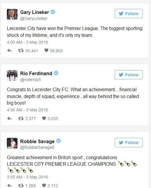 Spektakuler!!! Ternyata Leicester City Tim Budget Rendah Bisa Juara Premier League