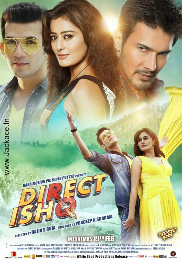 Direct Ishq First Look Poster 4