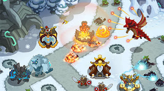 Game Realm Defense Fun Tower Game V1.2.4 MOD Apk ( Update Versi Terbaru )