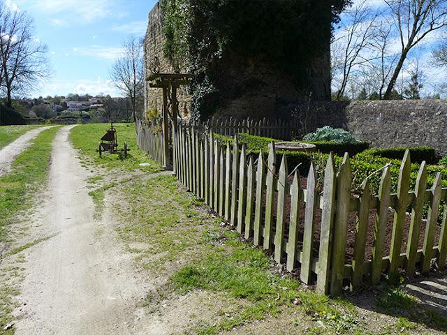 potager du château