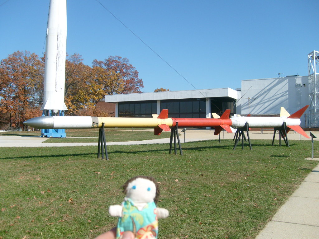 Anuenue in DC: Visiting NASA
