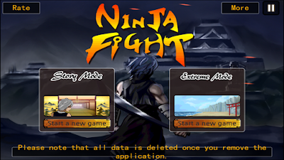 The King of Slayer Ninja fight mod apk