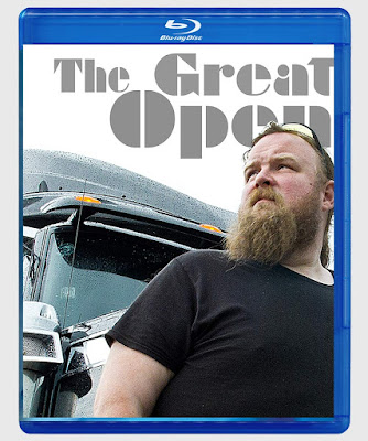 The Great Open 2018 Bluray