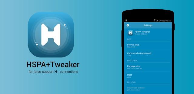 HSPA+ Tweaker 3G Booster v2.1 APK