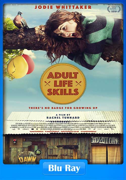 Adult Life Skills 2016 480p BluRay 270MB x265 Poster