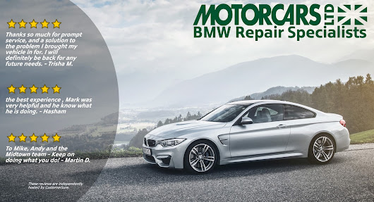 Houston Texas - Independent BMW Repair Specialists