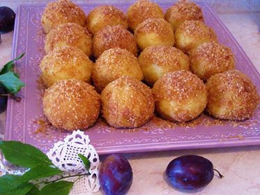 Kako se rade najbolje knedle / How to make the best sweet dumplings