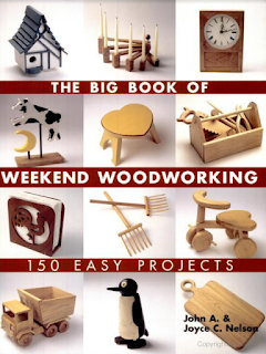 free ebook download pdf The Big Book of Weekend Woodworking Wood Tools
