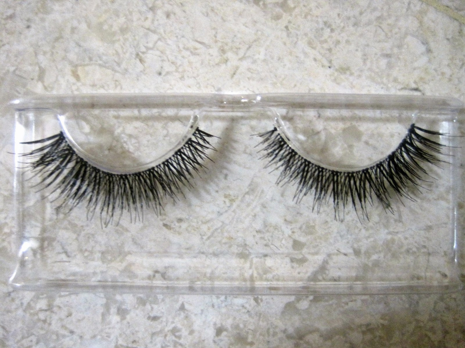 d4732108ee8 To Flawless: Review: Daiso False Eyelashes (6 different kinds with ...