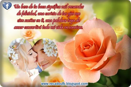 Imagenes Con Frases Bonitas De Amor Gratis: Etiquetas Para FaceBook Gratis