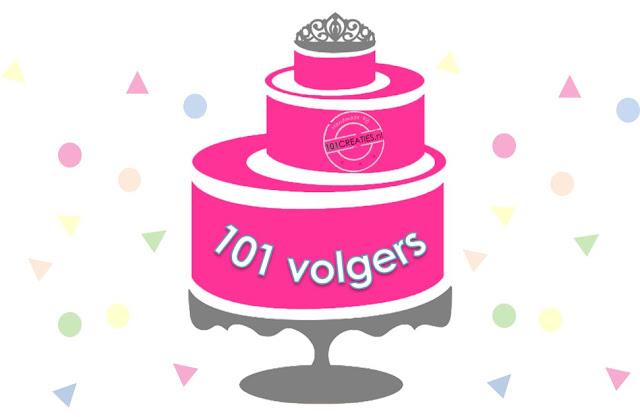 101 VOLGERS OP INSTAGRAM