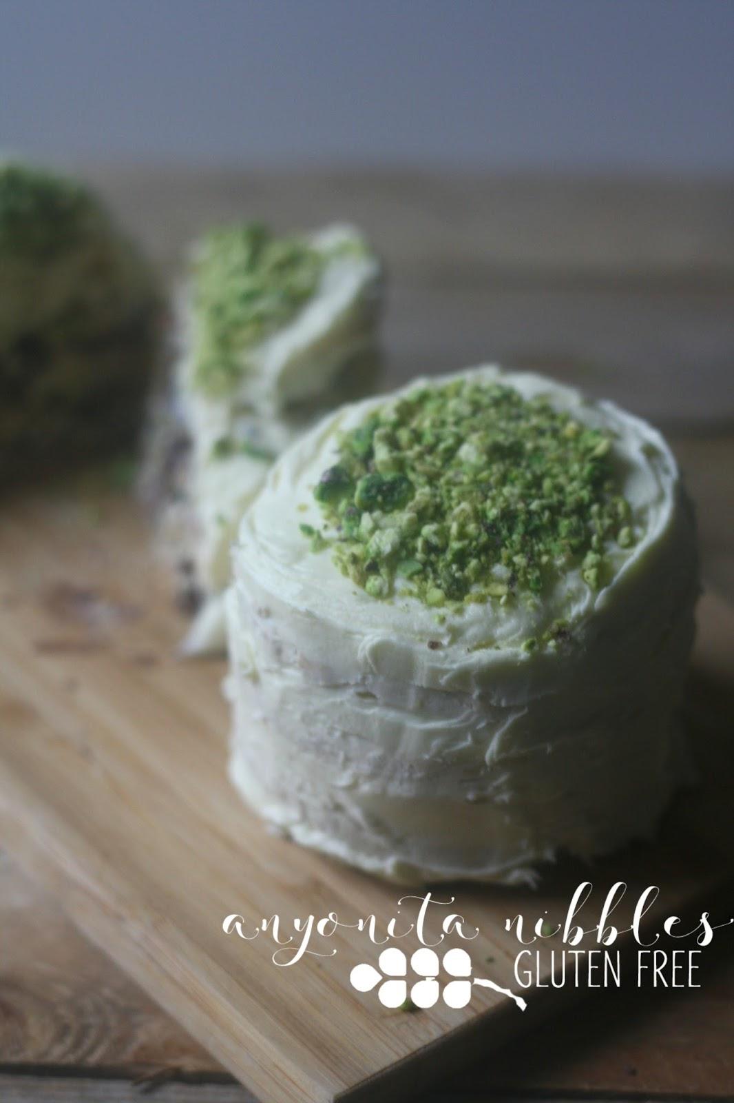 Pistachio Cake Gluten Free