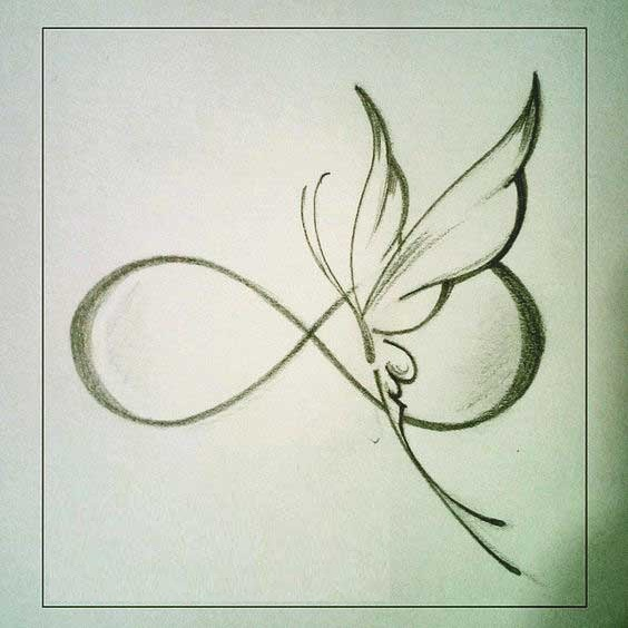 butterfly tattoo ideas for sister tattoos