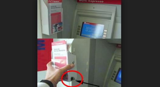 Awas Pembobolan ATM dengan Cara