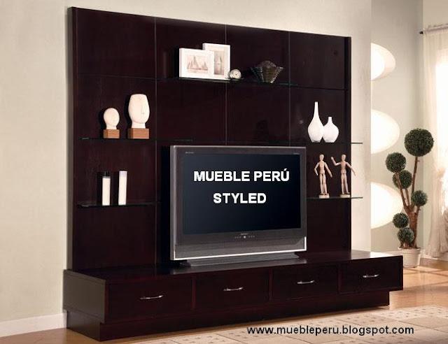 Muebles Tv Modernos Centros De Entretenimiento Tv