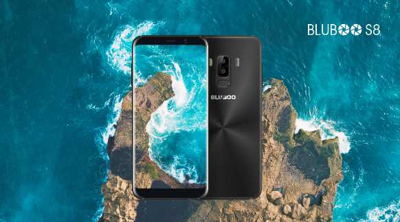 Bluboo S8 Full Phone Features - Budget Galaxy S8 Competitor