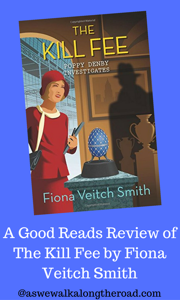 Review of The Kill Fee by Fiona Veitch Smith