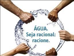 """...""""Racionamento de água / Praia do Canto, Vitória /ES""""..."""