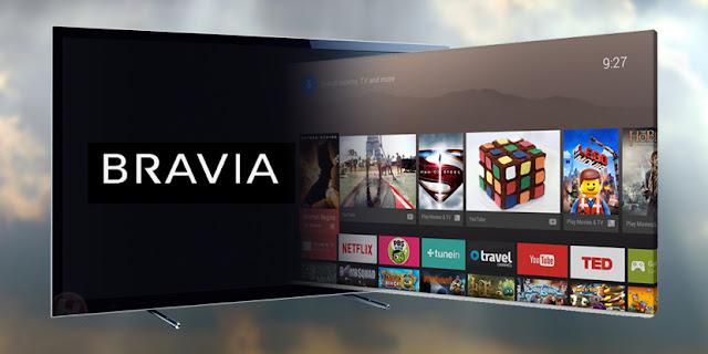 Eliminar aplicaciones destacadas de Sony Bravia TV
