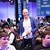 Fernando Scherer rouba a cena em torneio de poker