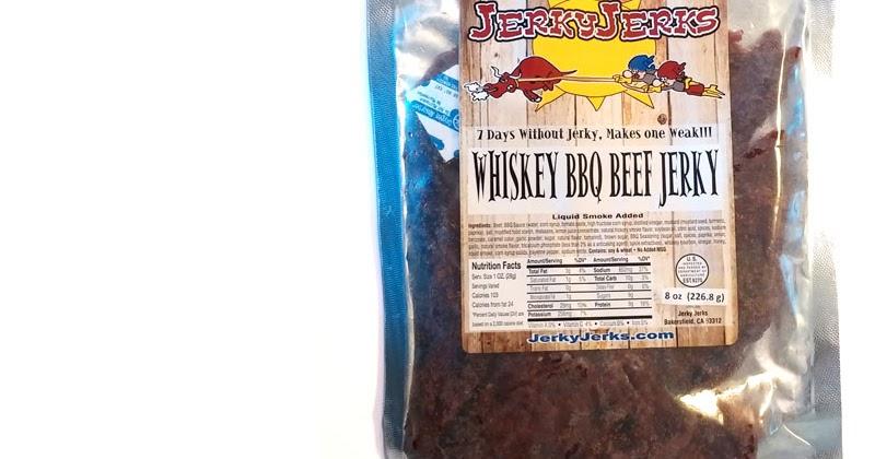 Jerky Jerks Whiskey Bbq Beef Jerky Beef Jerky Reviews