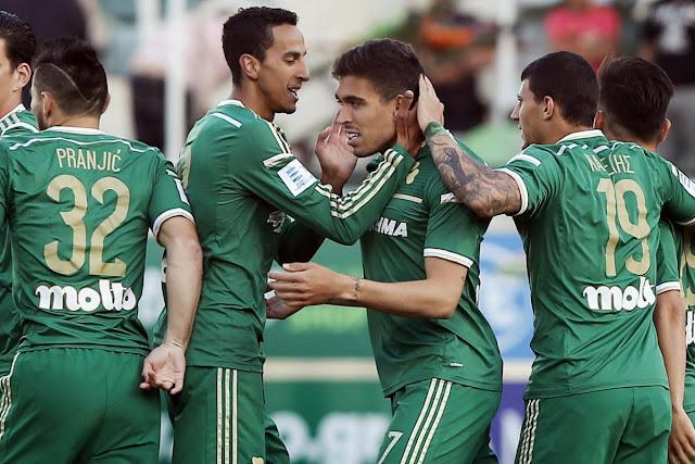 Παναθηναϊκός – ΠΑΣ Γιάννινα 3-1: Τα γκολ του αγώνα (vid)