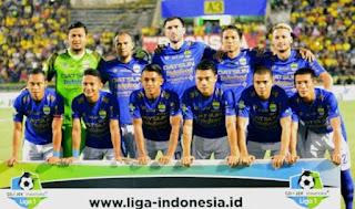 Daftar Pemain Persib Bandung yang Dipertahankan