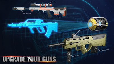 Download MazeMilitia: LAN Online Multiplayer Shooting Game Apk + Mod (Unlimited money) Offline gilaandroid.com
