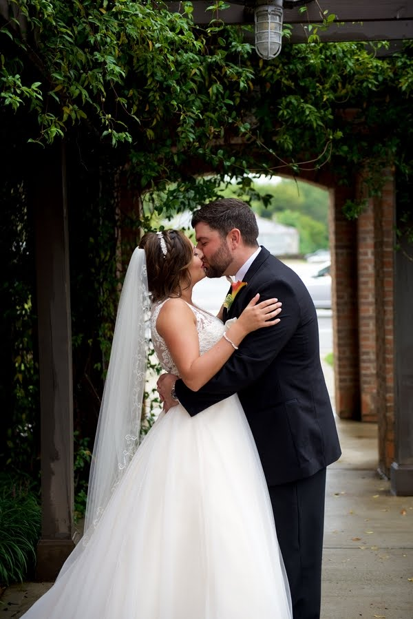 Gorgeous Rainy Wedding in Georgia