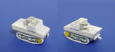 T-13 tank destroyer