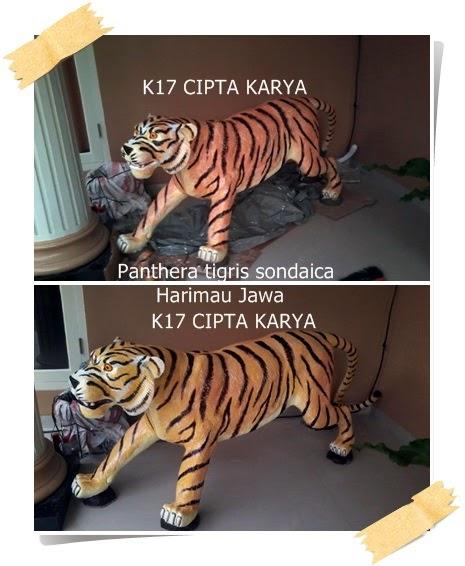 patung semen Harimau