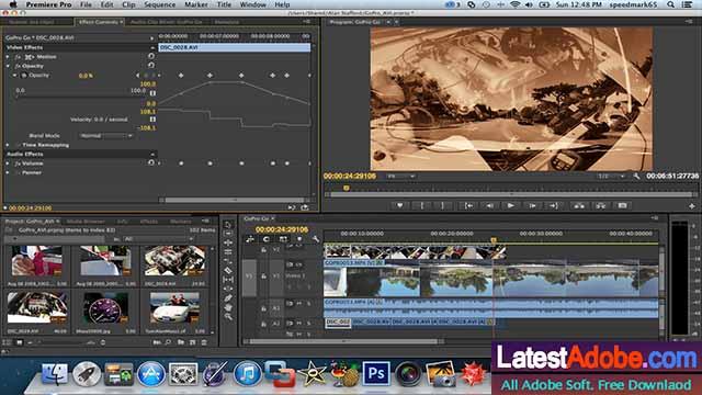 Adobe Premiere Pro CC 13.0.3.8 2019 Free Download