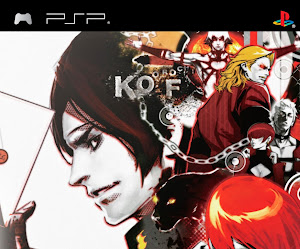 King of Fighters: The Orochi Saga  [cso][mega][ppsspp]