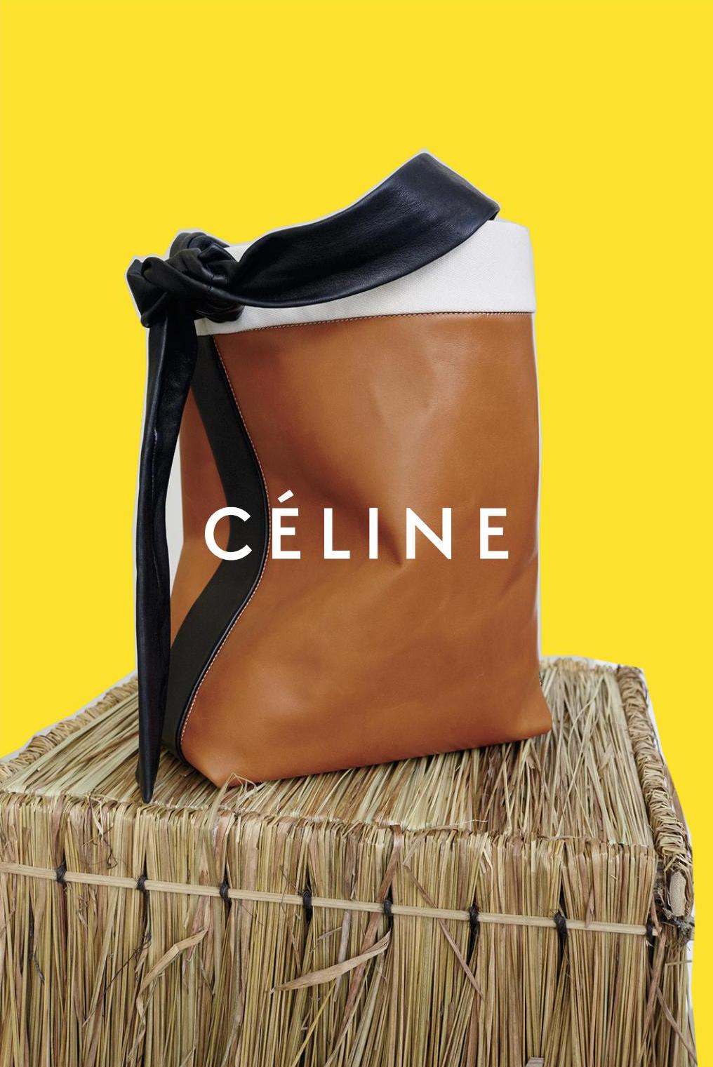 First Look: Céline Autumn/Winter 2016 Campaign