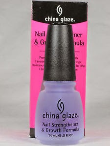 NAIL STRENGTHENER & GROWTH FORMULA by China Glaze, Review