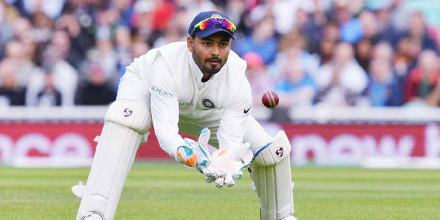 Rishabh Pant is not a finished product yet