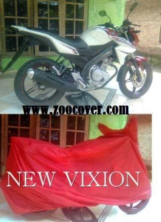 Jual Sarung Motor Vixion