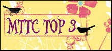 My Time To Craft ~ Top 3
