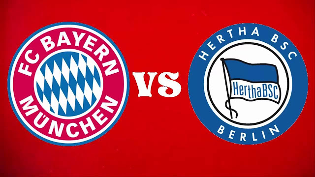Bayern Munich vs Hertha Berlin - Highlights & Full Match
