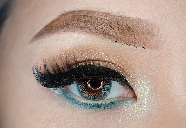 ULTIMA II Wonderwear Eyesexxxy Longwearing Eyeliner Eyemakeup