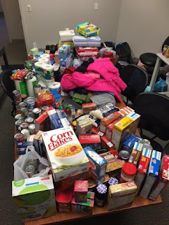 Tegra Medical employees help 2 local charities 3