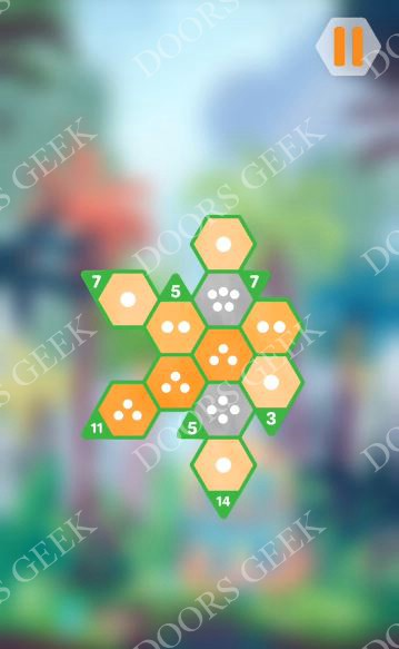 Hexologic Level 23 Solution, Cheats, Walkthrough for android, iphone and PC Steam