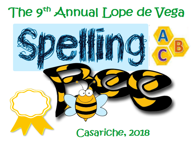 My English Class Blog: Spelling Bee Contest