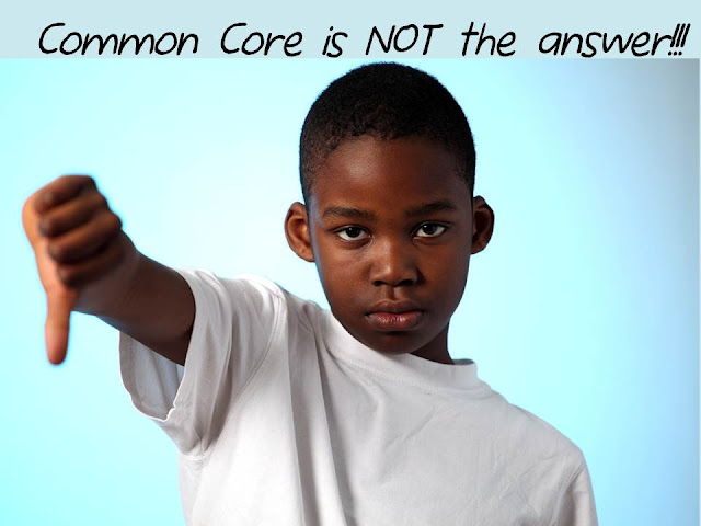 Image result for Why I Oppose the Common Core State Standards