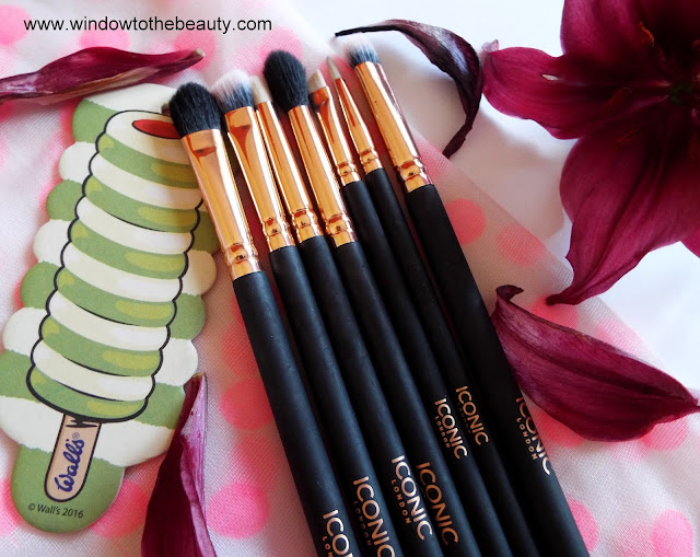 Iconic London brushes review