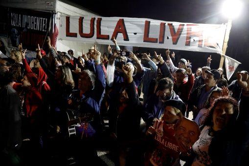 Lula: No quiero que aumente el sufrimiento en Brasil