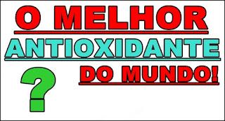 O melhor Antioxidante do mundo