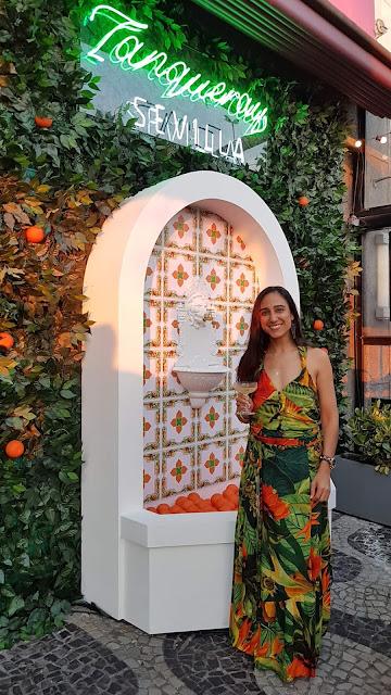 Blog Apaixonados por Viagens - Bar Astor - Ipanema - Gin Tanqueray