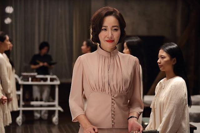 Uhm Ji-won dans The Silenced, de Hae-young Lee (2015)