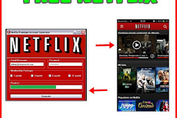 Free Netflix Accounts And Password That Work July 2018 {Updated}